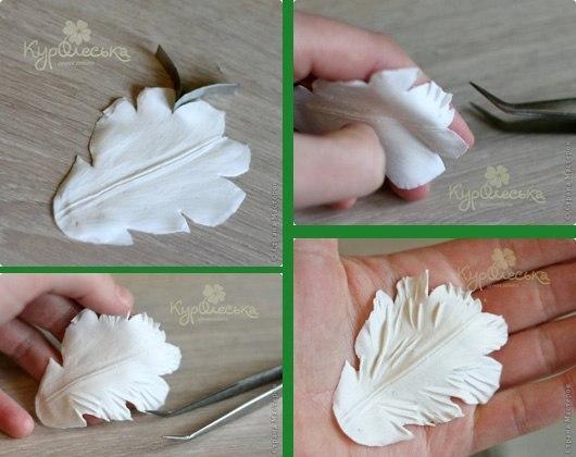 Объемные цветы из фоамирана мастер класс с пошаговым